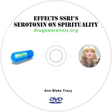 SSRI Spirit DVD