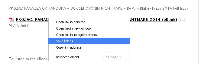 ebook download save